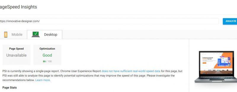 Speed up WordPress Results