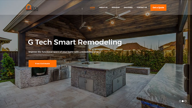 Gtech Smart Remodeling