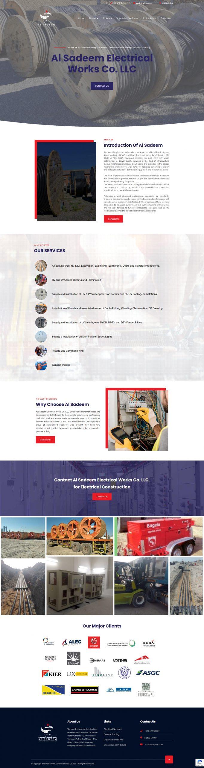 Al Sadeem Electrical Works Co. LLC